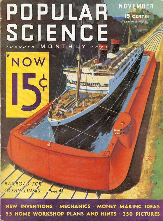 Popular Science Magazine Subscription.